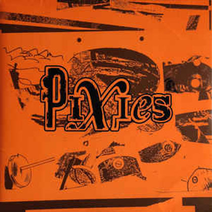 Pixies: Indie Cindy Vinyl Record