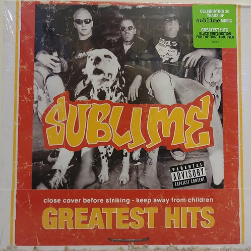 Sublime: Greatest Hits Vinyl Record
