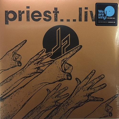 Judas Priest: Live Vinyl Record