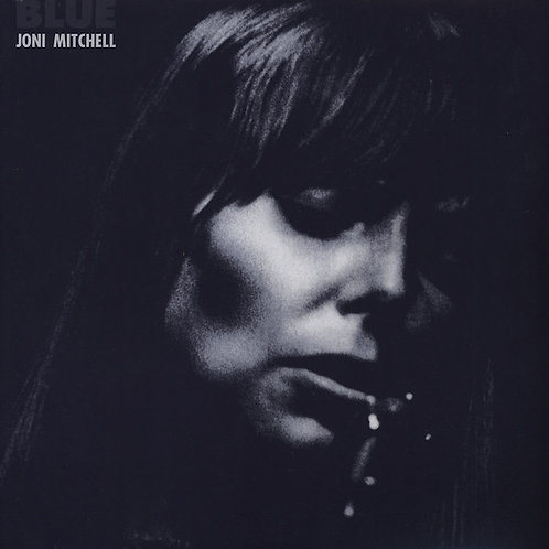 Joni Mitchell Blue front cover