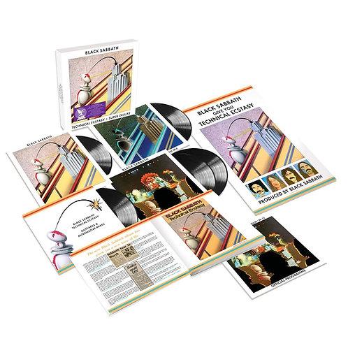 Black Sabbath: Technical Ecstasy Deluxe Vinyl Record Box Set