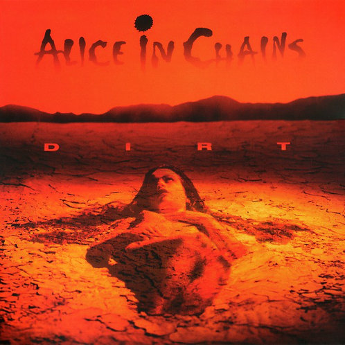 Alice In Chains: Dirt Vinyl Record (Music On Vinyl)