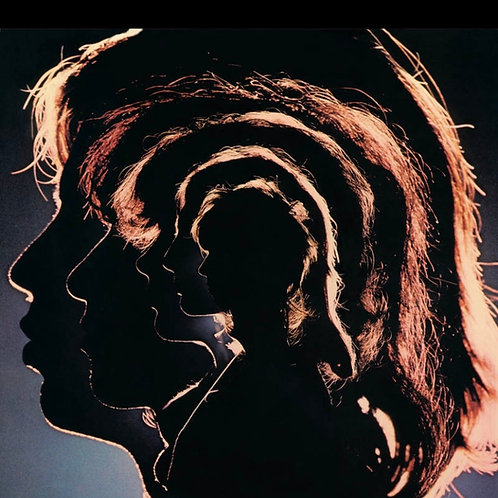 The Rolling Stones: Hot Rocks 1964-1971 Double Yellow Vinyl Record