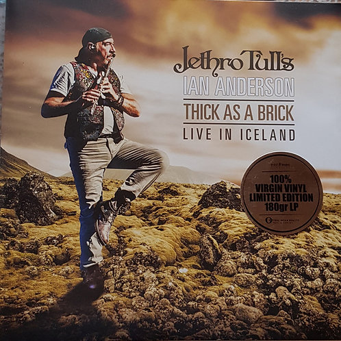 Ian Anderson – Thick As A Brick (Live In Iceland) Vinyl Record