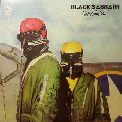 Black Sabbath: Never Say Die! Vinyl Record