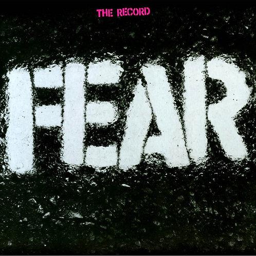 Fear: The Record Multicolour Vinyl