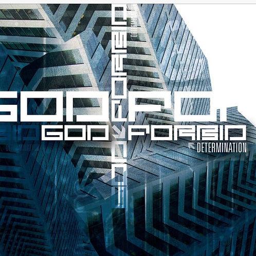 God Forbid: Determination Vinyl Record