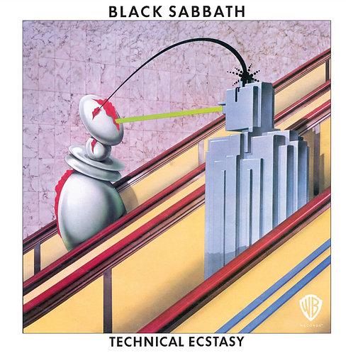 Black Sabbath: Technical Ecstasy Vinyl Record