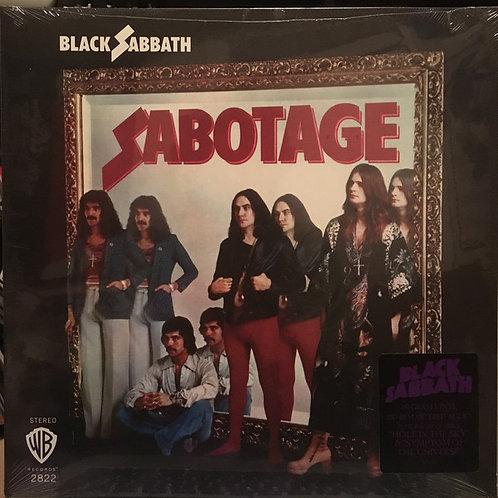 Black Sabbath: Sabotage Vinyl Record