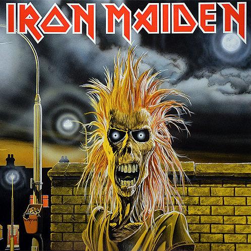 Iron Maiden S/T Vinyl Record