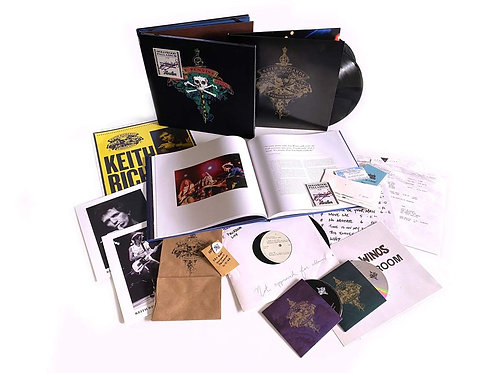Keith Richards & The Expensive Winos Live At The HollyWood Palladium Box Set