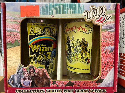 The Wizard Of Oz Collector's Series Pint glasses