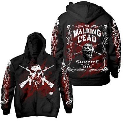 Walking Dead,The: Survive Or Die Hoodie