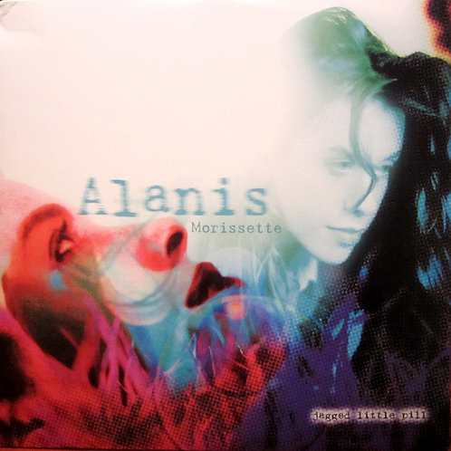 Alanis Morissette: Jagged Little Pill Vinyl Record