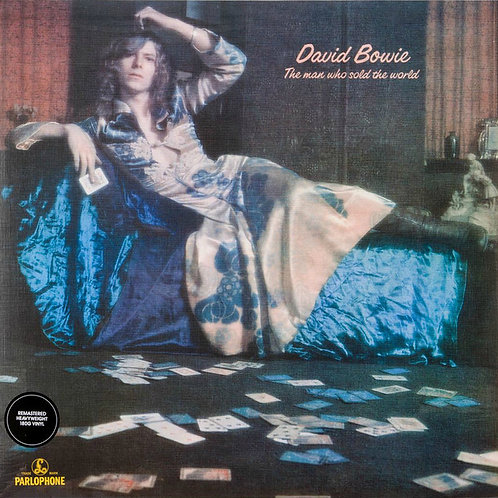 David Bowie: The Man Who Sold The World 180gr Vinyl Record