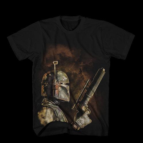 Star Wars The Bounty Hunter Boba Fett T-Shirt