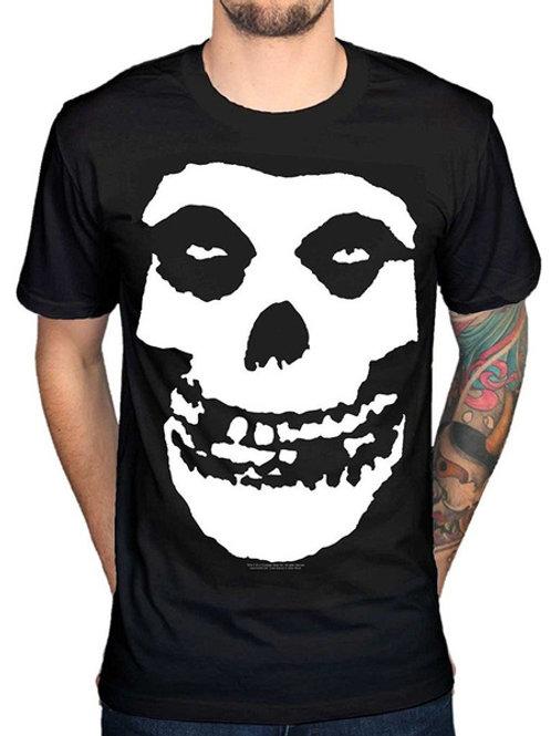 Misfits Face Logo  T-Shirt