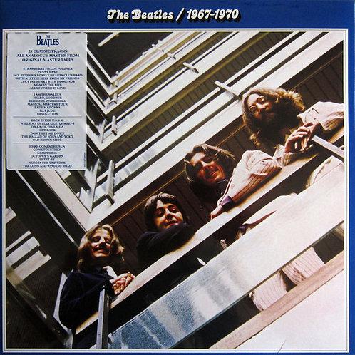 The Beatles: 1967-1970 Double Vinyl Record