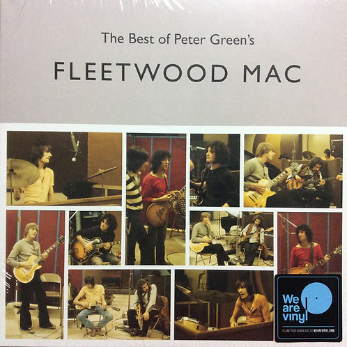 The Best Of Peter Green's Fleetwood Mac Vinyl Record