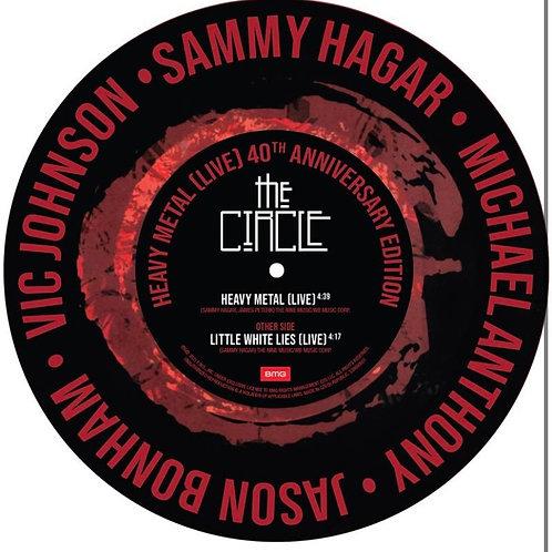 Sammy Hagar & The Circle Picture Disc