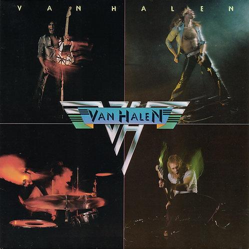 Van Halen S/T Vinyl Record