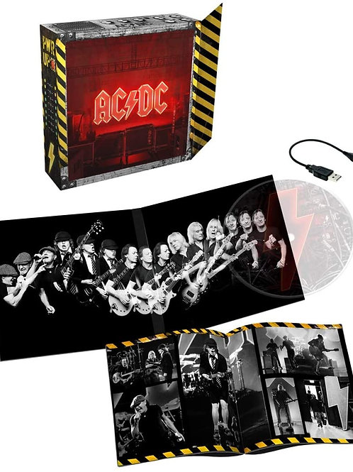 AC/DC POWER UP Deluxe CD Set