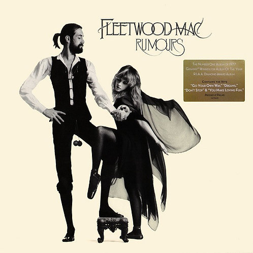 Fleetwood Mac: Rumours Vinyl Record