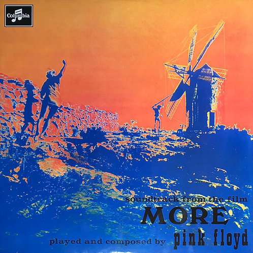 Pink Floyd: More Vinyl Record