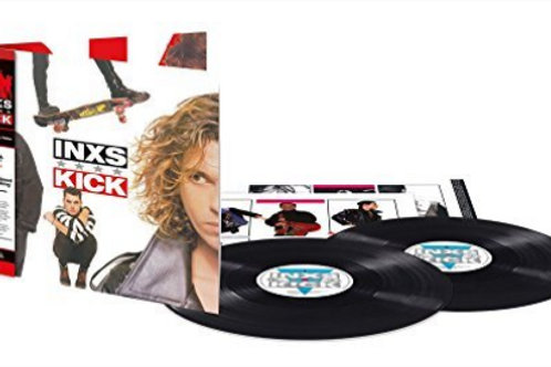 Inxs: Kick 30th Anniversary Double Vinyl Record