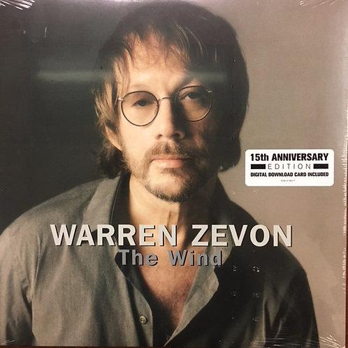 Warren Zevon The Wind vinyl record Front Cover