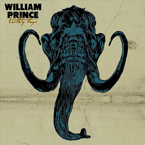 William Prince: Earthly Days Vinyl Record