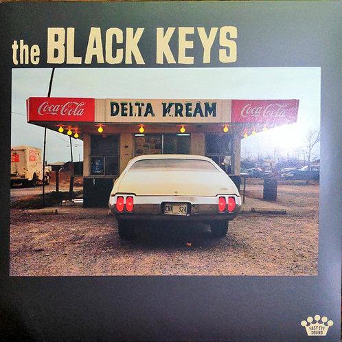 The Black Keys: Delta Kream Coloured Vinyl Record