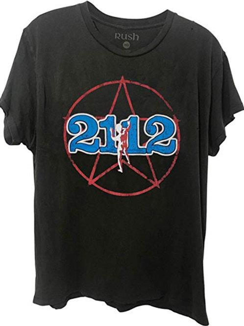 Rush 2212 T-shirt