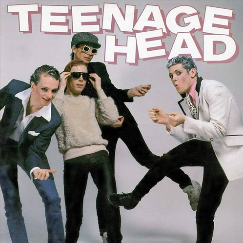 Teenage Head S/T Vinyl Record Front Cover RSD