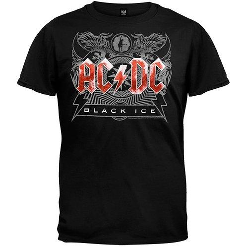 AC/DC: Black Ice T-Shirt