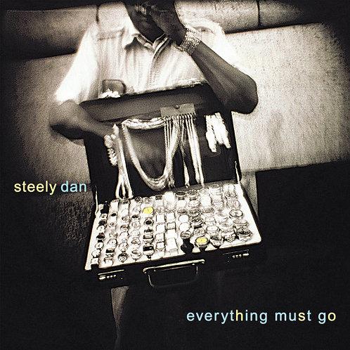 Steely Dan: Everything Must Go Vinyl Record