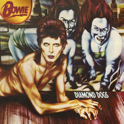 David Bowie: Diamond Dogs Vinyl Record