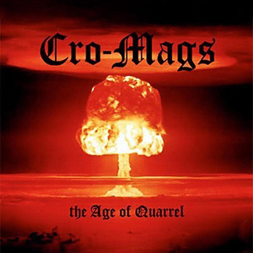 Cro-Mags: The Age Of Control Vinyl Record