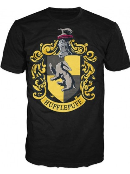 Harry Potter Hufflepuff Unisex T- Shirt