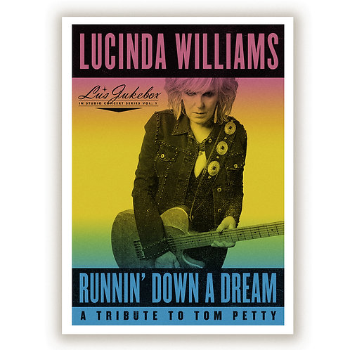 Lucinda Williams: Running' Down A Dream A Tribute To Tom Petty Vinyl Record