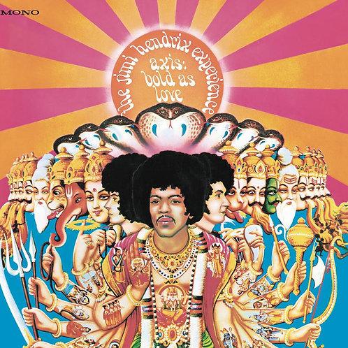 Jimi Hendrix: Axis Bold As Love Vinyl Record