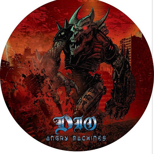Dio: God Hates Heavy Metal Picture Disc