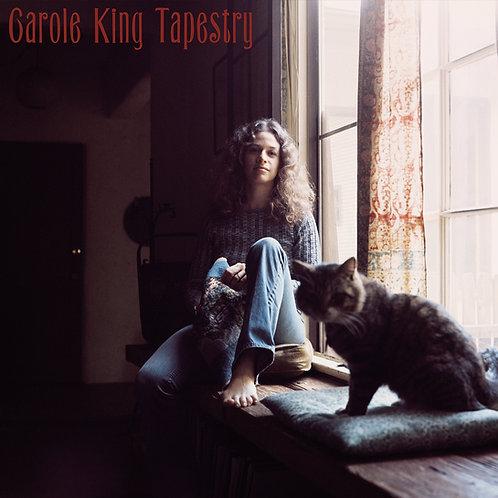 Carole King: Tapestry  50th Anniversary Vinyl Record