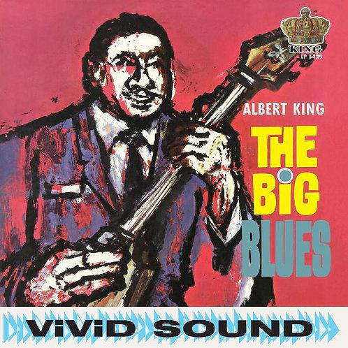 Albert King: The Big Blues Vinyl record