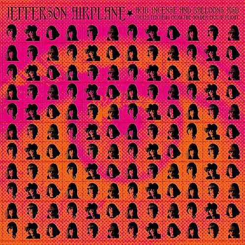Jefferson Airplane: ACID, INCENSE AND BALLOONS Vinyl