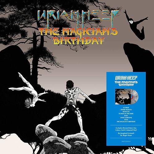 Uriah Heep: The Magician's Birthday Vinyl Record