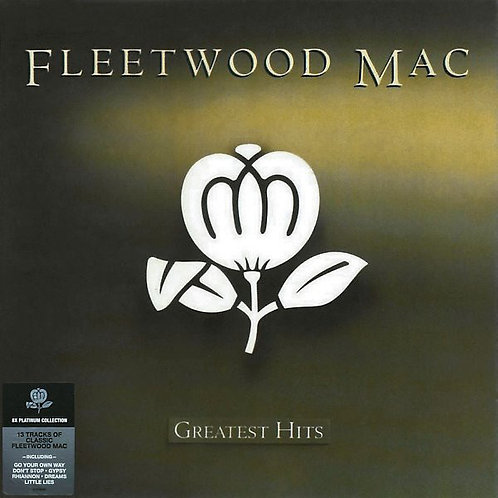 Fleetwood Mac Greatest Hits front cover