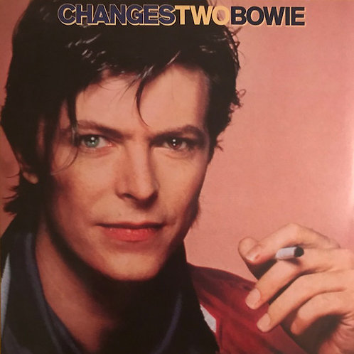 David Bowie: Changes Two Vinyl Record