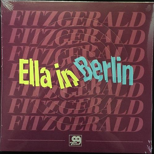 Ella Fitzgerald:  Ella in Berlin Vinyl Record