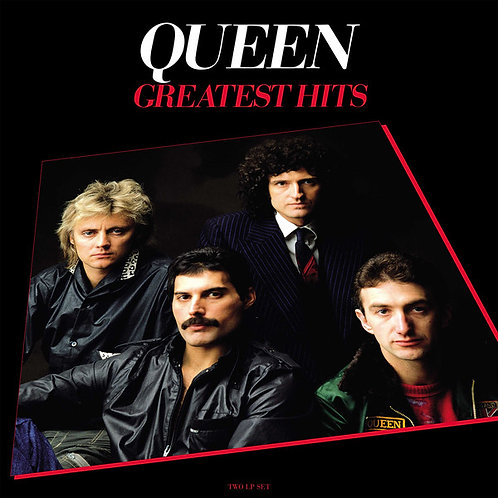 Queen Greatest Hits front cover